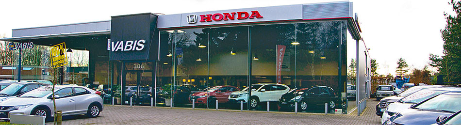 Honda VABIS Antwerpen 2017
