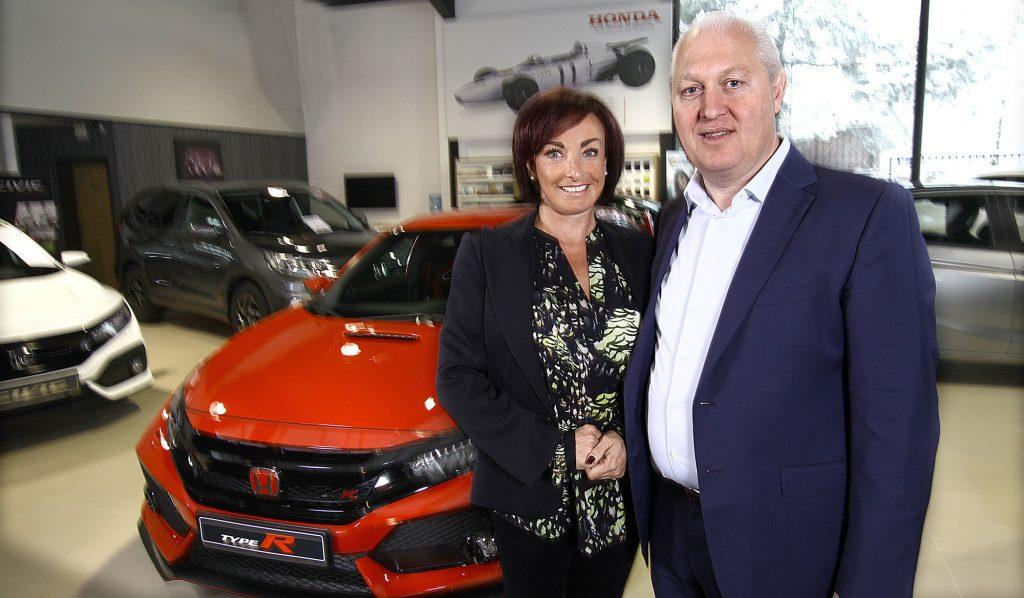 Vabis Honda Antwerpen eigenaars voorpagina